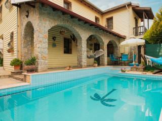 Fethiye Çalış'ta haftalık kiralık villa