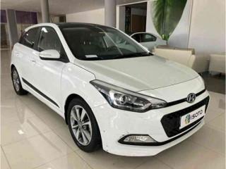 HYUNDAİ I20 Hatchback 1.4 Mpi Elite Otomatik 2016 - Otomatik - Benzin + LPG - 65.651 KM - Beyaz Renk