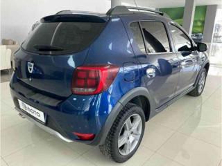 DACİA Sandero Hatchback 1.5 Dci Stepway 2017 - Manuel - Dizel - 52.845 KM - Mavi Renk