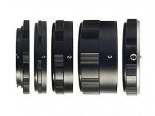 Ayex Sony A Mount ve Minolta Makineler İçin Makro Uzatma Tüpü