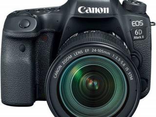 Canon EOS 6D Mark II 24-105 MM IS STM DSLR Fotoğraf Makinesi