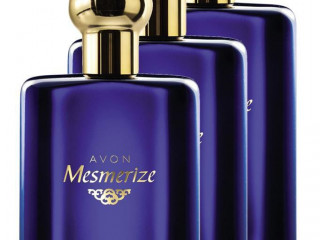 Avon Mesmerize Erkek Parfüm Edt 100 Ml. Üçlü Set