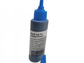 For HP Photosmart D5460 Yazıcı 100ML Kartuş Dolum mürekkebi Mavi Mürekkep Muadil