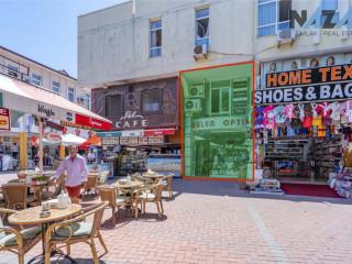 Alanya Avsallar'da Satılık İşyeri   Workplace/Shop For Sale in Avsallar Alanya