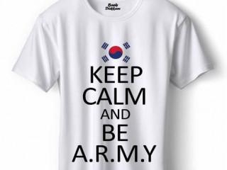 Bts Army Tişört Bangtan Boys Kore Tshirt