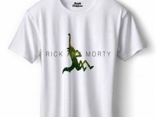Rick And Morty Tişört