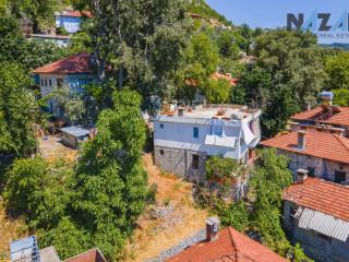 Alanya Mahmutseydi'de Satılık Ev ve Bahçesi | House with Garden for Sale in Mahmutseydi Alanya
