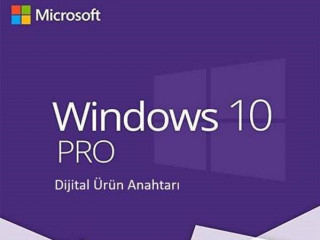 Windows 10 Pro (2021) - Orjinal Dijital Lisans Anahtarı