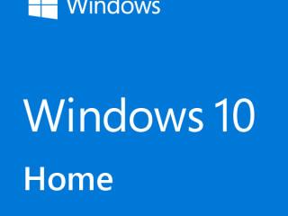 Windows 10 Home Dijital Lisans Anahtarı