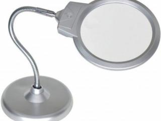 Işıklı büyüteç çalışma lambası (130mm)