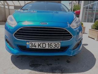 Ford Fiesta 2014 Model Titanyum X Plus