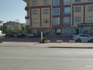 Konya Akşemsettin mah. de depolu otoparklı dukkan
