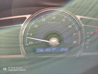 Honda Civic elegance otomatik tüplü
