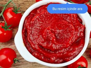 Hatay Antakya domates salçası yüzde yüz yerli ve dogal 20 kg