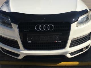 Audi Q7 S Line kırmızı koltuk QATRO